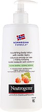 Kup Odżywcza emulsja do ciała z maliną nordycką - Neutrogena Nourishing Body Lotion With Nordic Berry Normal To Dry Skin