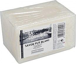 Kup Białe mydło - La Corvette Marseille Savon Pur Blan