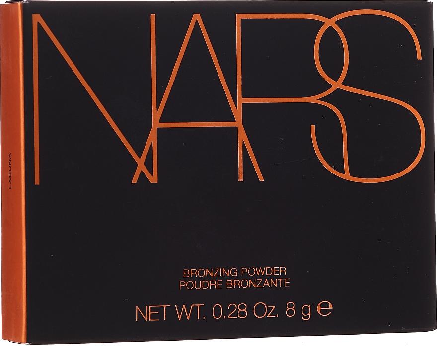 Puder brązujący do twarzy - Nars Bronzing Powder — фото N1