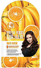 Kup Odżywcza maska do włosów zniszczonych - Superfood For Skin Fresh Food For Hair