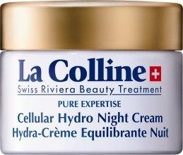Kup Nocny krem nawilżający balans - La Colline Cellular Hydro Night Cream