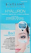 Kup Ujędrniające hydrożelowe płatki pod oczy 8 w 1 - Eveline Cosmetics Hyaluron