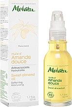 Kup Zmiękczający olejek nawilżający do twarzy i ciała z olejem ze słodkich migdałów - Melvita Huiles de Beauté Sweet Almond Oil