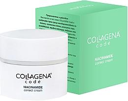 Kup Krem korygujący niedoskonałości cery z niacynamidem - Collagena Code Niacinamide Correct Cream