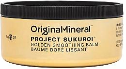 Kup Wygładzający balsam do włosów - Original & Mineral Project Sukuroi Gold Smoothing Balm