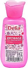 Kup Acetonowy zmywacz do paznokci - Delia No1 Nail Polish Remover