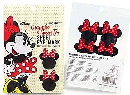 Kup Maska pod oczy na tkaninie - Mad Beauty Disney Minnie Mouse Sheet Eye Mask