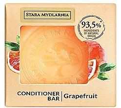 Kup Odżywka do włosów w kostce Grejpfrut - Stara Mydlarnia Grapefruit Conditioner Bar