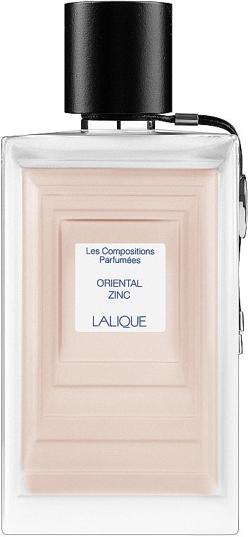 PRZECENA! Lalique Oriental Zinc - Woda perfumowana * — фото N1