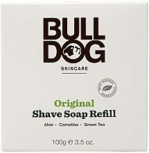 Kup Mydło do golenia dla mężczyzn - Bulldog Skincare Original Shave Soap Refill (uzupełnienie)