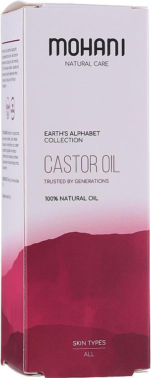 Olej rycynowy - Mohani Precious Oils Castor Oil
