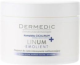 Kup Intensywnie natłuszczający preparat do ciała - Dermedic Linum Emolient