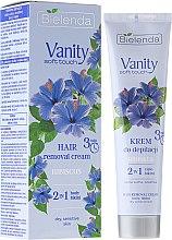 Kup Krem do depilacji 2 w 1 Hibiskus - Bielenda Vanity Soft Touch Hibiscus