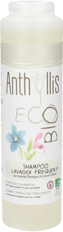 Szampon do codziennego mycia włosów - Anthyllis Shampoo For Frequent Use