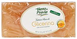 Kup Zestaw - Heno De Pravia Glycerin (3 x soap/125g)