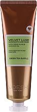 Kup Krem do rąk i ciała z zieloną herbatą - Voesh Velvet Luxe Vegan Body & Hand Cream Green Tea Supple