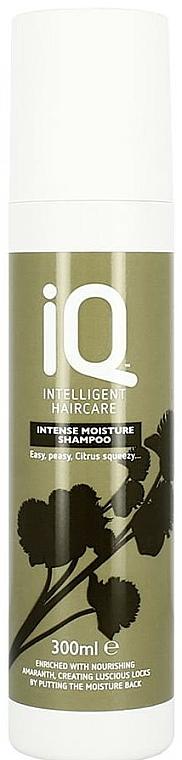 Szampon intensywnie nawilżający - IQ Intelligent Haircare Intense Moisture Shampoo  — фото N1