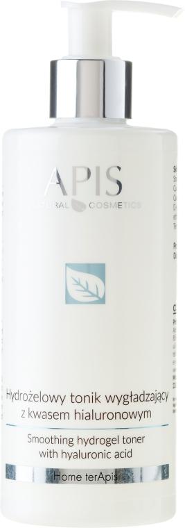 Hydrożelowy tonik wygładzający z kwasem hialuronowym - APIS Professional Home TerApis