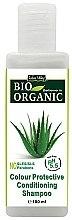 Kup Szampon do włosów kręconych - Indus Valley Bio Organic Colour Protective Conditioning Shampoo