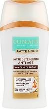 Kup Oczyszczające mleczko do twarzy - Clinians Latte & Olio Cleansing Milk