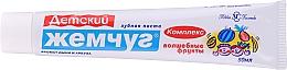 Kup Pasta do zębów dla dzieci Magiczne owoce - Novyj zhemchug