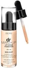 Kup Upiększający podkład liftingujący z odżywczym serum - Ingrid Cosmetics Lift Serum Foundation SPF8
