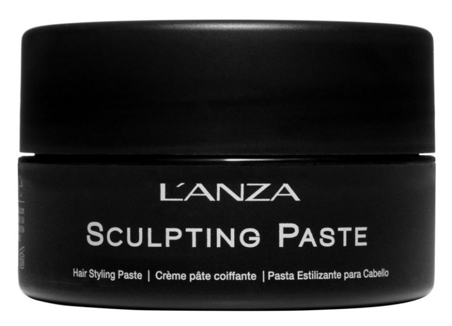 Ochronna pasta do stylizacji włosów - L'Anza Healing Style Sculpting Paste — фото N1