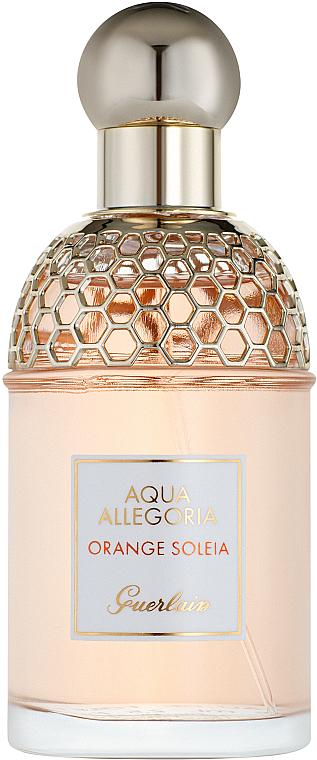 PRZECENA! Guerlain Aqua Allegoria Orange Soleia - Woda toaletowa * — фото N2