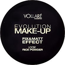 Kup Sypki puder ryżowy - Vollare Cosmetics Evolution Make-up Rise Powder