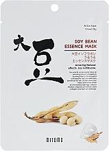 Kup Maska z soją w płachcie - Mitomo Soy Bean Essence Mask
