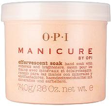 Kup Sól do rąk z minerałami i rozjaśniaczami - O.P.I. Manicure Effervescent Soak