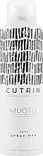 Kup Wosk w sprayu do włosów - Cutrin Muoto Soft Wax Spray