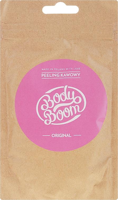 Peeling kawowy - BodyBoom Coffee Scrub Original