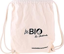 Kup Zestaw Chia i kwiat japońskiej wiśni w eko-plecaku - BeBio Chia And Japanese Cherry Flower Set (sh/gel/200ml + b/lot/200ml + deo/roll-on/50ml + h/cr/75ml)