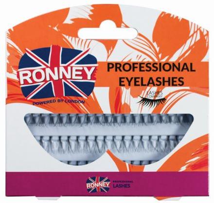 Kępki sztucznych rzęs - Ronney Professional Eyelashes RL 00029