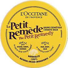 Kup Uniwersalny balsam do twarzy, ciała i włosów - L'Occitane Le Petit Remede Cosmetic Balm (miniprodukt)