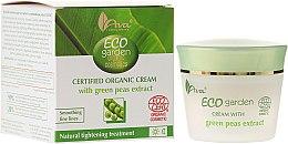 Kup Certyfikowany organiczny krem z ekstraktem z zielonego groszku 50+ - AVA Laboratorium Eco Garden