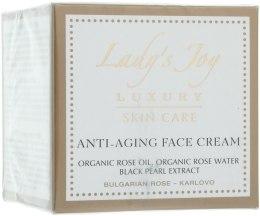 Kup Przeciwstarzeniowy krem do twarzy - Bulgarian Rose Lady's Joy Luxury Anti-Aging Face Cream