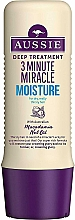 Kup Nwilżająca odżywka do włosów - Aussie 3 Minute Miracle Moisture Deep Treatment