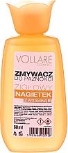 Kup Zmywacz do paznokci Ziołowy nagietek z witaminą E - Vollare Cosmetics