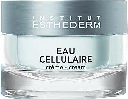 Kup Nawilżający krem do twarzy - Institut Esthederm Eau Cellulaire Cream