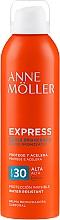 Kup Spray przyspieszający opalanie - Anne Moller Express Bruma Body Tanning Spray SPF30