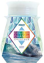Kup Żelowe perełki zapachowe Ocean - Airpure Colour Change Crystals Ocean Fresh