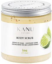 Kup Peeling do ciała Limonka - Kanu Nature Lime Body Scrub
