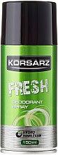 Kup Dezodorant dla mężczyzn Hydronawilżanie - Pharma CF Korsarz Fresh