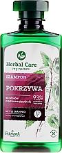 Kup Szampon do włosów przetłuszczających się Pokrzywa - Farmona Herbal Care