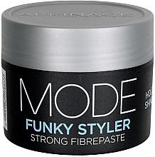 Kup Mocno utrwalająca matowa pasta do włosów - Affinage Salon Professional Mode Funky Styler Strong Fibrepaste