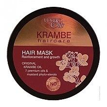 Kup Maska do włosów Wzmocnienie i porost z organicznymi olejami abisyńskim i szafranowym - Luxury Oils