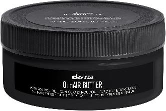 Odżywcze masło do wszystkich rodzajów włosów - Davines OI Hair Butter — фото N1