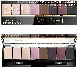 Kup Paleta cieni do powiek - Eveline Cosmetics Professional Eyeshadow Palette